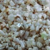 Белый мрамор мелкий