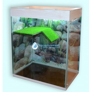 Акватеррариум-стенд 120 литров